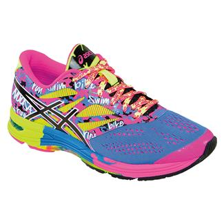 ASICS GEL-Noosa Tri 10 Powder Blue / Black / Hot Pink