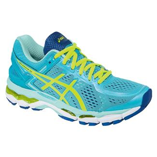 ASICS GEL-Kayano 22 Ice Blue / Flash Yellow / Blue