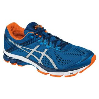 ASICS GT-1000 4 Electric Blue / Silver Flash / Orange
