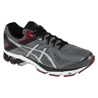 ASICS GT-1000 4 Carbon / Silver / Maroon