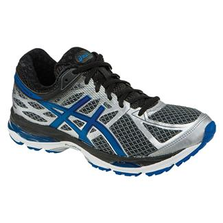 ASICS GEL-Cumulus 17 Mix Gray / Electric Blue / Black