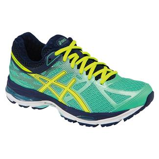 ASICS GEL-Cumulus 17 Aqua Mint / Flash Yellow / Navy
