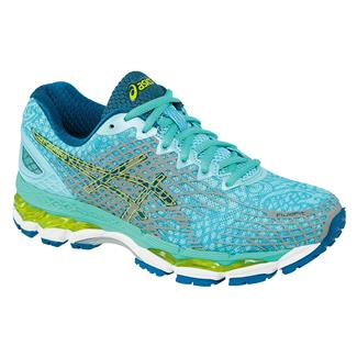 ASICS GEL-Nimbus 17 Lite-Show Aqua Splash / Silver / Flash Yellow