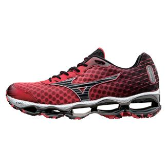 Mizuno Wave Prophecy 4 Shin Red / Black / Silver