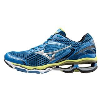 Mizuno Wave Creation 17 Electric Blue Lemonade / Silver / Lime Punch