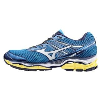 Mizuno Wave Enigma 5 Electric Blue Lemonade / White / Bolt