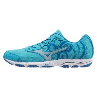 Mizuno Wave Hitogami 2 Blue Atoll / Silver / Electric Blue Lemonade