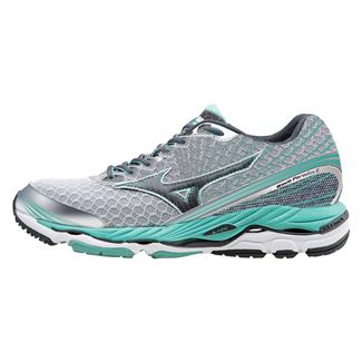 Mizuno Wave Paradox 2 Silver / Dark Shadow / Waterfall