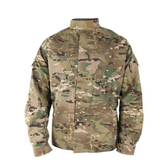 Propper Poly / Cotton Ripstop ACU Coats Multicam