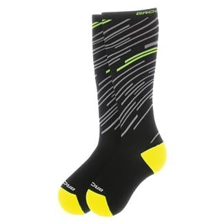 Brooks Fanatic Compression Socks Black / Nightlife