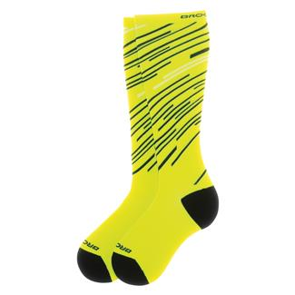 Brooks Fanatic Compression Socks Nightlife / Black