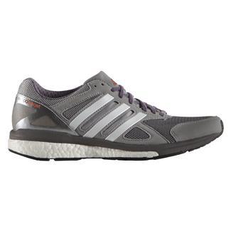 Adidas Adizero Tempo 7 Mid Gray / Solar Red / Granite