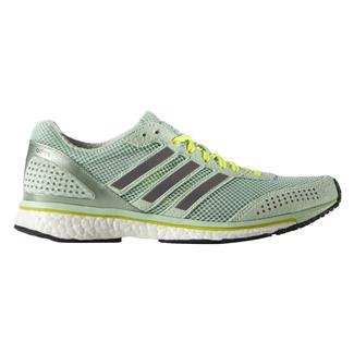 Adidas Adizero Adios Boost 2 Frozen Green / Frozen Green / White