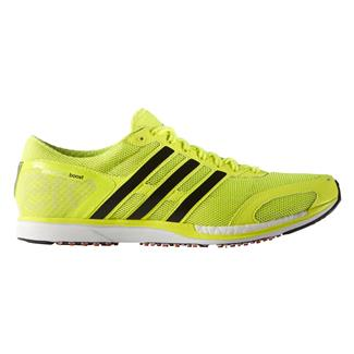 Adidas Adizero Takumi-Sen 3 Solar Yellow / Black / Frozen Green