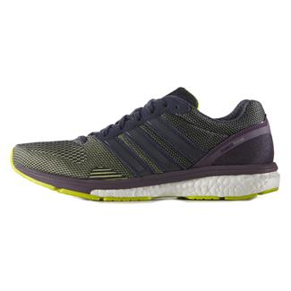 Adidas Adizero Boston 5 Solar Yellow / Midnight Gray / Ash Purple