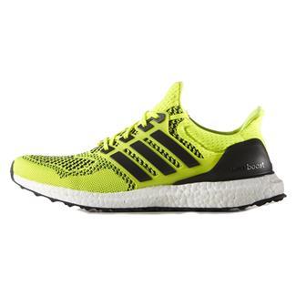 Adidas Ultra Boost Solar Yellow / Solar Yellow / Black