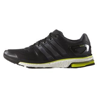 Adidas Adistar Boost ESM Dark Gray / Night Metallic / Solar Yellow