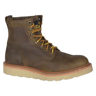 "Golden Retriever 6"" Wedge Boot ST Crazy Horse"