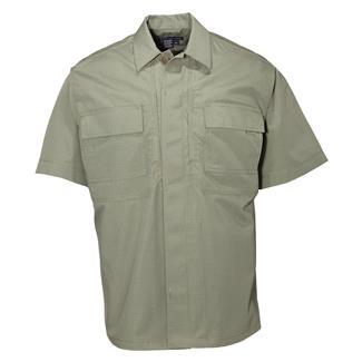 5.11 Taclite TDU SS Shirts TDU Green