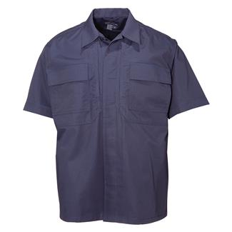 5.11 Taclite TDU SS Shirts Dark Navy