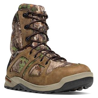 "Danner 8"" Steadfast 800G WP Real Tree Xtra"