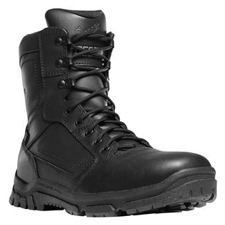 "Danner 8"" All-Leather Lookout SZ WP Black"