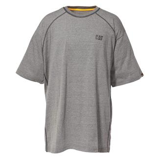 CAT Performance T-Shirt Charcoal Heather