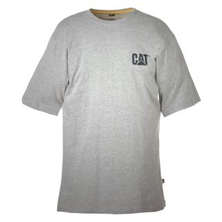 CAT Trademark T-Shirt Heather Gray
