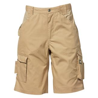 CAT Trademark Shorts Kelp
