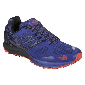 The North Face Ultra Cardiac Honor Blue / Valencia Orange
