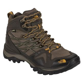 The North Face Hedgehog Fastpack Mid GTX Shroom Brown / Brushfire Orange