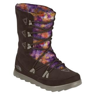 The North Face Thermoball Apres Bootie Mulch Brown / Brindle Brown