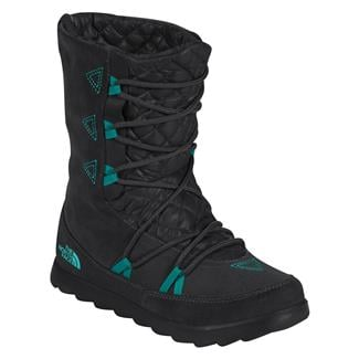 The North Face Thermoball Apres Bootie TNF Black / Kokomo Green