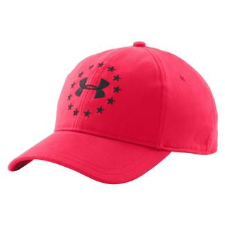 Under Armour Freedom Hat Red / Black