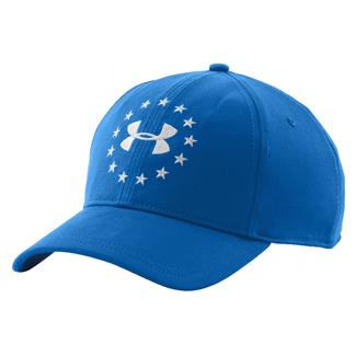 Under Armour Freedom Hat Superior Blue / Purple
