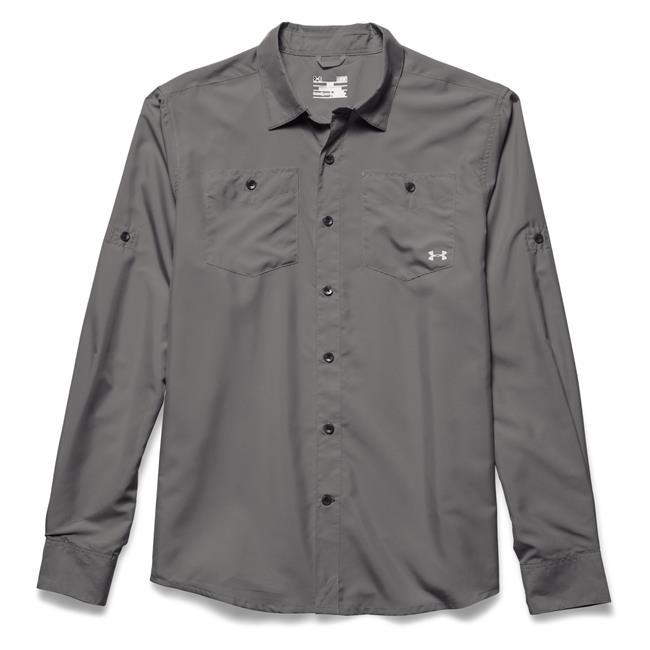 Under Armour Heatgear Long Sleeve Chesapeake Shirt