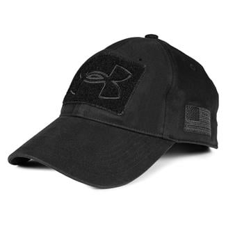 Under Armour Tactical Patch Hat Black