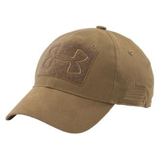 Under Armour Tactical Patch Hat Coyote Brown
