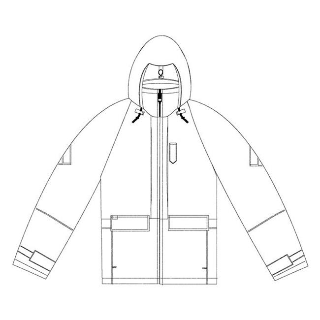 Propper APECS Parkas Digital Tiger