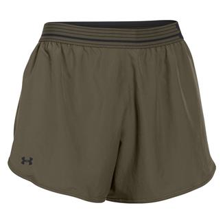 Under Armour HeatGear Tactical Training Shorts Marine OD Green