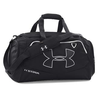 Under Armour Undeniable II Duffle Black / White