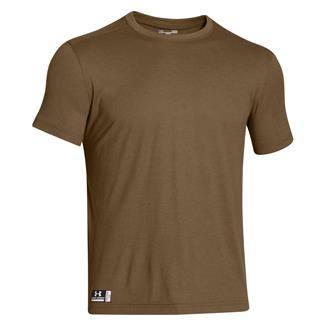 Under Armour Tactical HeatGear FR T-Shirt Coyote Brown