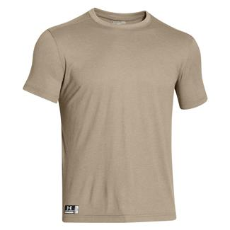 Under Armour Tactical HeatGear FR T-Shirt Desert Sand