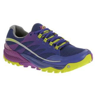 Merrell All Out Charge Wild Plum / Lime