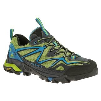 Merrell Capra Sport Black / Lime Green