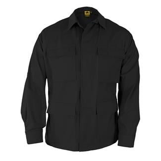 Propper Poly / Cotton Ripstop BDU Coats Black