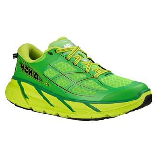 Hoka One One Clifton 2 Pure Green / Acid