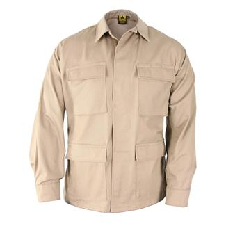 Propper Poly / Cotton Ripstop BDU Coats Khaki