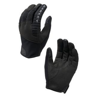 Oakley Factory Lite Tactical Gloves Jet Black