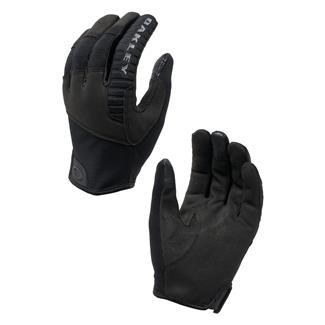 Oakley Factory Lite Tactical Gloves Jet Black